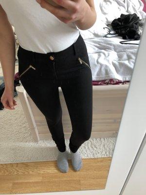 New Yorker Pantalón de tubo negro