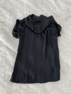 Schwarze Elegante Bluse
