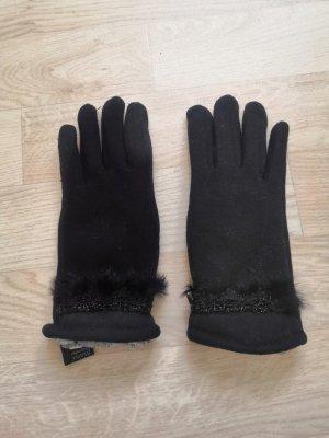 Hand Fan black