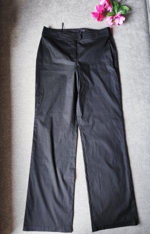 Schwarze elegante Hose strenesse Größe 40