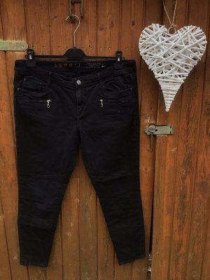 Esprit 7/8 Length Jeans black