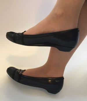schwarze Esprit Ballerinas