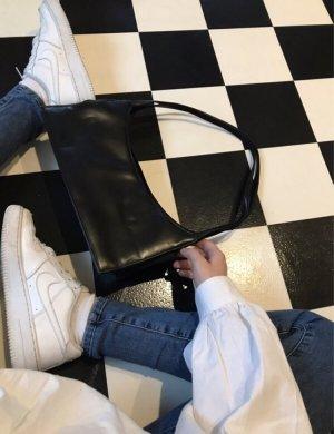schwarze Esprit Tasche vintage