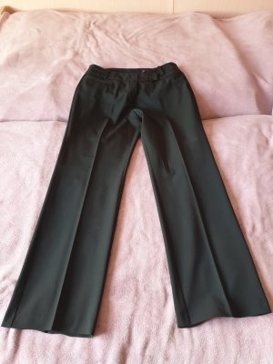 Yorn Pantalon de costume noir