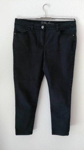 Gerry Weber Pantalone cinque tasche nero