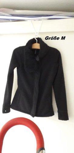 Blind Date Fleece Jackets black polyester