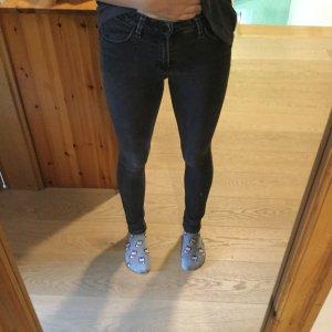 Schwarze Garcia Jeans