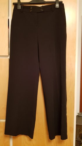 C&A Yessica Pleated Trousers black