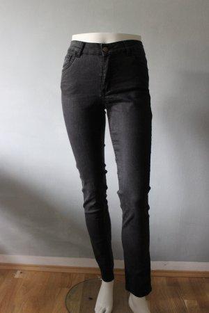 Gestuz Jeans coupe-droite noir
