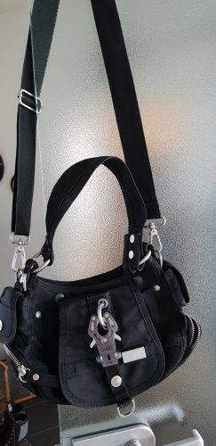 George Gina & Lucy Gekruiste tas zwart
