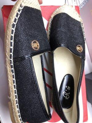 Slip-on Shoes black