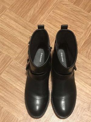 Schwarze Graceland Stiefeletten