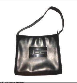 schwarze GUCCI Handtasche VINTAGE/ NP 980 €