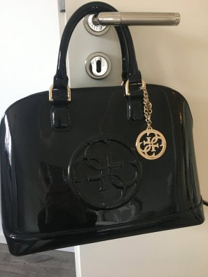Guess Carry Bag black mixture fibre