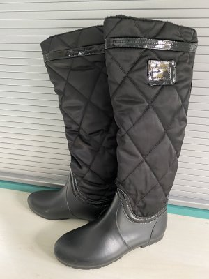 SDS Wellington laarzen zwart