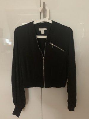 Schwarze H&M Jacke