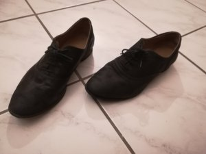 van der Laan Lace Shoes black