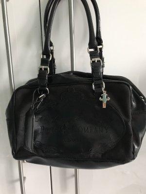 Schwarze Handtasche Friis & Company