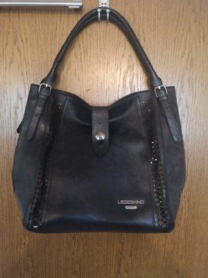 Schwarze Handtasche Liebeskind
