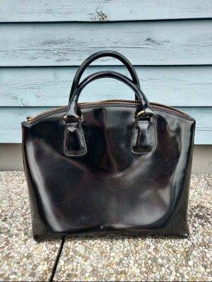Schwarze Handtasche Lorella Pagano