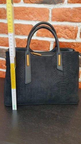 Schwarze Handtasche neu