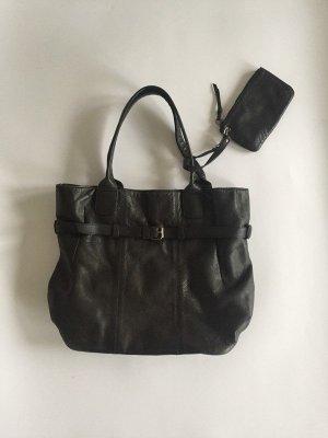 Schwarze Handtasche von Comptoir des Cotonniers
