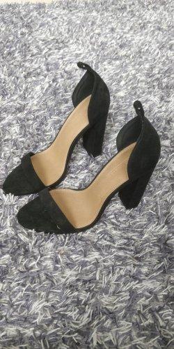 Schwarze High Heels 36 ungetragen