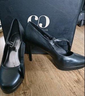 Schwarze High Heels 41