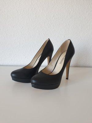 Schwarze High Heels (Buffalo)