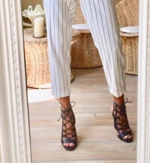Schwarze high heels Neu!