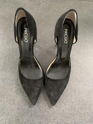 Schwarze High Heels Prego