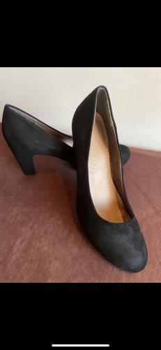 Schwarze High Heels Pumps von Tamaris in gr 40