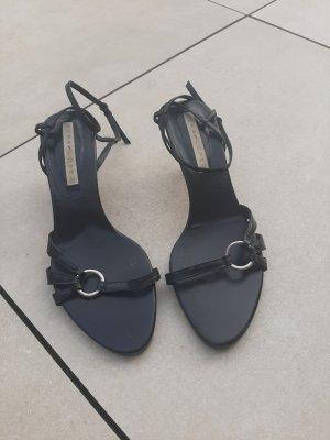 Schwarze High Heels Pura Lopez