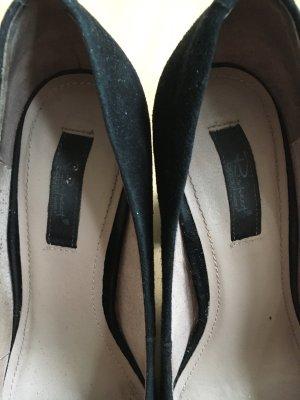 Schwarze High Heels Schuhe