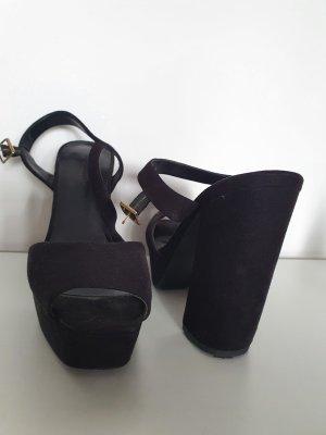 Schwarze High Heels von C&A