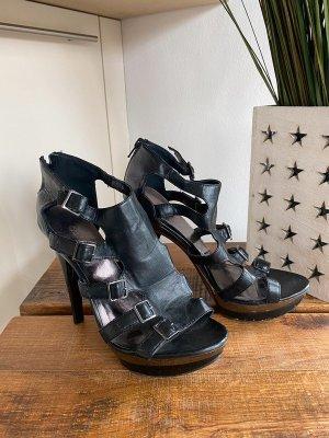 Schwarze High Heels von Catwalk, Gr. 41