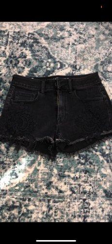 American Eagle Outfitters High waist short zwart