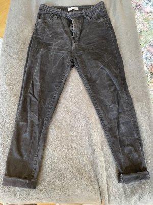 Pimkie High Waist Trousers black