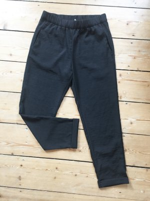 H&M Conscious Collection Pantalone chino nero Poliestere