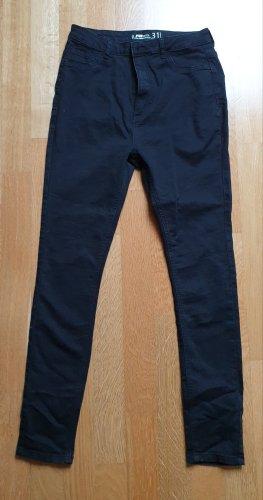 FB Sister Pantalon taille haute noir