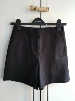 Schwarze Highwaist-Shorts von Dorothy Perkins