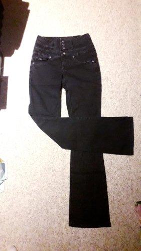 Arizona High Waist Jeans black