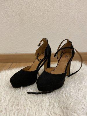 H&M Outdoor Sandals black