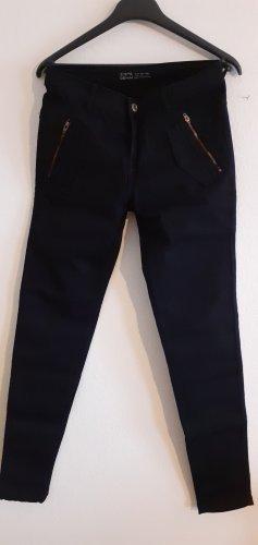 Z1975 Denim Boyfriend Trousers black