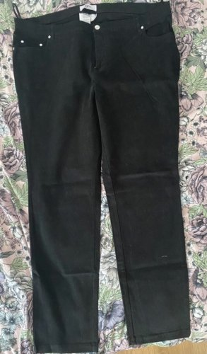 bpc bonprix collection Drainpipe Trousers black