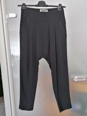 Noisy May Pantalone a pieghe nero