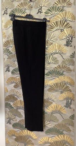 Patrizia Pepe Jersey Pants black polyester