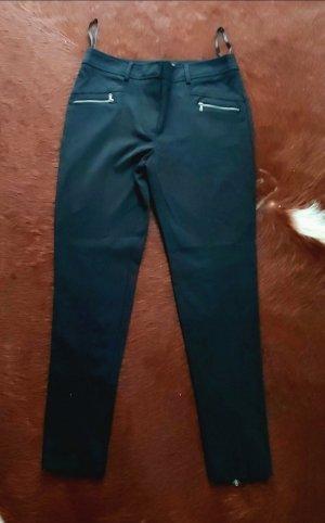 Primark Stretch Trousers black
