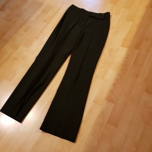 Jake*s Pantalon à pinces noir viscose