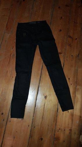 Schwarze Hose Größe S